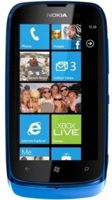 New Nokia Lumia 610