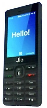 New LYF Jio 4G Feature Phone