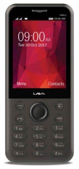 New Lava Spark Curvy Plus