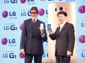 Amitabh Bachchan Unveils LG G3: Top 10 Smartphone Rivals in India