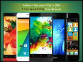 Karbonn Titanium S19 and 10 More Dual SIM Android KitKat Smartphones