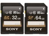 Sony UZ Series Ultra High Speed SD Cards Launch in India