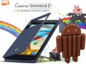 Micromax Canvas Doodle 3 Now Receiving Android 4.4.2 KitKat Update