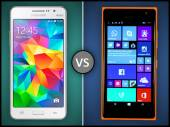 Samsung Galaxy Grand Prime Vs Nokia Lumia 730