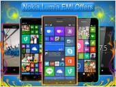 Top 10 Nokia Lumia series and Windows Phone With Best EMI Offers Deals