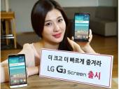 LG G3 Screen With NUCLUN Octa-Core CPU Goes Official