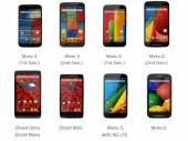 Motorola's 9 Smartphones To Be Updated With Android Lollipop v5.0 Soon