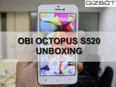 Watch Obi Octopus S520 Unboxing [VIDEO]