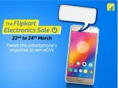 Flipkart Electronics Sale starts on 22 March: Offers on best Gadgets