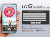 LG G6 registration begins in India: Other devices you should check