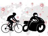 Google Map tricks for bikers and cyclists