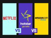 Netflix Vs Hotstar Vs Amazon Prime Videos: Which one should you choose