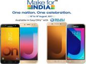 Samsung Independence Day Special offers on Top Smartphones