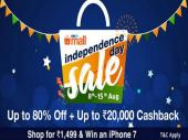 PayTM Mall Independence Day offers: Google Pixel, iPhone 7, Mi Max 2