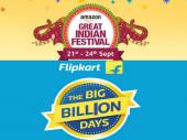 Amazon and Filpkart offers on best Mobiles for this festival season