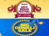Amazon and Flipkart Diwali best offers on smartphones