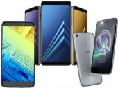 Weekly Roundup: Smartphones launched last week (Jan 7th to 13th)