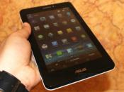 Asus Fonepad 7 Hands On Review 16
