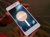 Micromax Canvas Sliver 5 lollipop