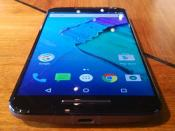 Motorola Moto X Style First Impressions display