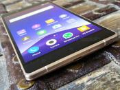 Gionee Elife E8 First Impressions charging port