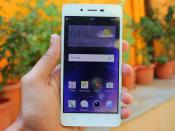 Oppo Mirror 5 Review display
