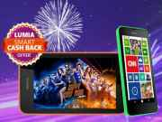 Microsoft's Diwali Special Offers on Top 10 Nokia Lumia Smartphones with Cash Back Offers