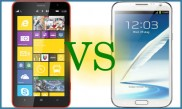 Nokia Lumia 1320 vs Samsung Galaxy Note 2: Better Performance or More Apps, What's Your Choice?
