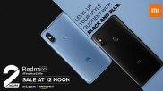 Xiaomi Redmi Y2 launched in Mesmerising Blue and Stunning Black colors