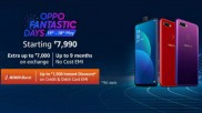 Amazon Oppo Fantastic Day sale offers on Oppo F11, Oppo F11 Pro, Oppo A5s, Oppo R17 Pro and more