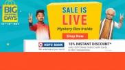 Flipkart big Shopping Say Sale: Special Discounts on Xiaomi smartphones