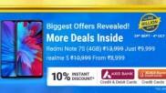 Flipkart Biggest Offers Of The Season: Discounts Offers On Smartphones