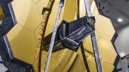 NASA James Webb Telescope Deploys Its Full Mirror Successfully