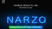 Realme To Finally Launch Narzo Series Smartphones On May 11: How To Watch Live Stream