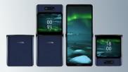 Nokia Foldable Smartphone Rumors Emerge Online