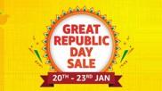 Amazon Great Republic Day Sale 2021: Discount Offers On Premium Smartphones
