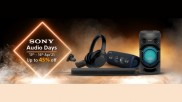 Amazon Sony Audio Days 2021: Discount Offer On Headphones, Speakers, Home Theatre, And More