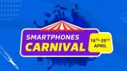 Flipkart Smartphone Carnival April: Offer On Best Budget Smartphones Under Rs. 10,000