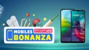Flipkart Mobile Bonanza Sale 2021: Best Offer and Discounts On Motorola G 5G, Motorola G9 Power, And More