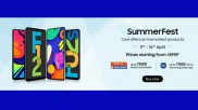 Samsung Mobile Fest 2021: Best Offers on Premium Smartphones