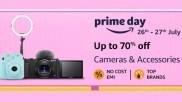 Amazon Prime Day Sale 2021: Best Deals Cameras & Accessories