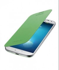 Flip Cover for Samsung Galaxy S4 (Green)