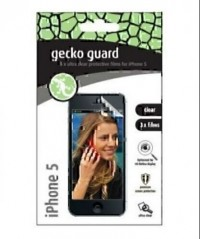 Gecko Screen Guard for iPhone 5