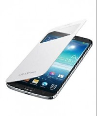 S-View Flip Cover for Samsung Galaxy Mega 6.3 (White)
