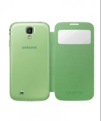 S-View Flip Cover for Samsung Galaxy S4 (Green)