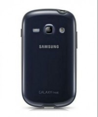 Samsung Galaxy Fame Protective cover (Blue)