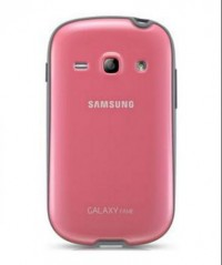 Samsung Galaxy Fame Protective cover (Pink)