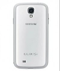 Samsung Galaxy S4  Protective Cover (White)