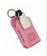 Amzer 8011 Active Pouch for Blackberry Curve 9320/9220/8520 (Pink)