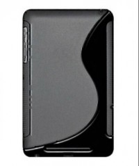 Amzer TPU Hybrid Case for Google Nexus 7/Asus Nexus 7 (Black)